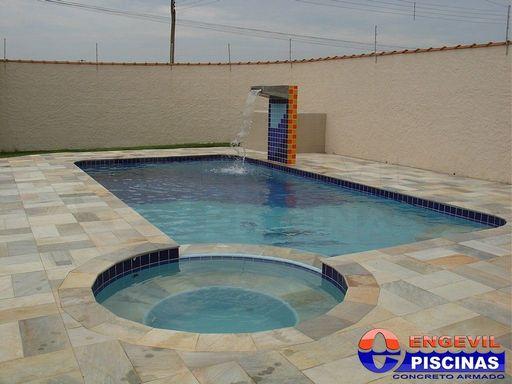 Construção de Piscina Residencial Preço em Juquiá - Venda de Piscina Residencial