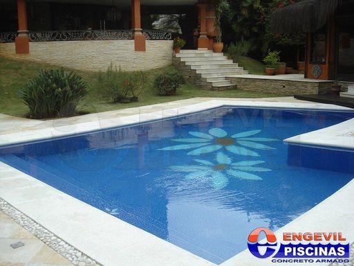 Empresa de piscina de alvenaria pre o em atibaia piscina for Empresas de piscinas
