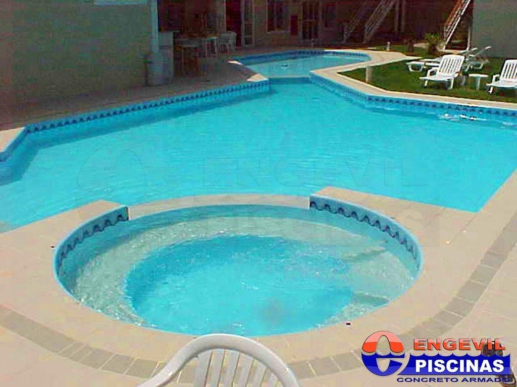 Venda de piscina transbordante engevil piscinas for Piscinas empresas