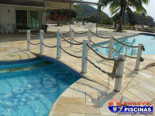 piscina de azulejo engevil piscinas