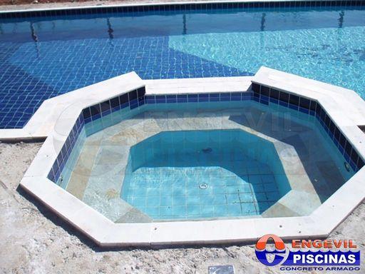 Piscinas Concreto Armado em Barueri - Instalação de Piscina de Concreto