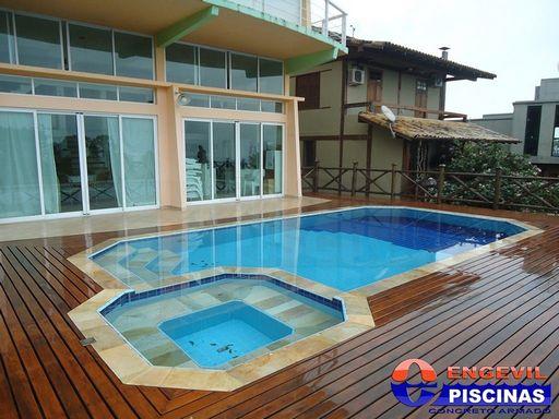 Venda de piscinas residenciais engevil piscinas for Piscinas jacuzzi