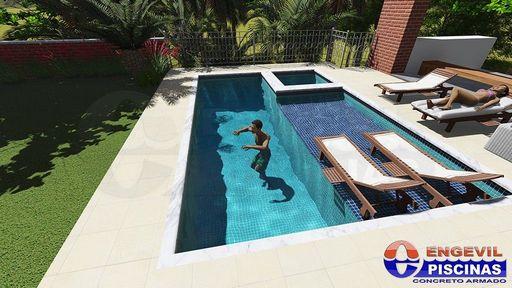 Medidas de piscina olimpica excellent with medidas de for Medidas de piscinas
