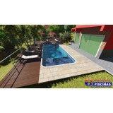 compra de piscina sob medida Jardim Veloso