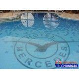 comprar piscina para condomínios no Jardim Bela Vista