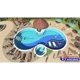 comprar piscina personalizada preço Vila Barros