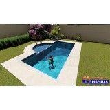comprar piscina personalizada Jardim São Caetano