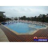 comprar piscina residencial preço Santa Paula
