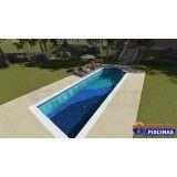 comprar piscinas sob medida Vila Barros