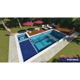 construção de piscina customizada preço em Valinhos
