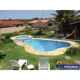 construção de piscina de concreto armado em Carapicuíba