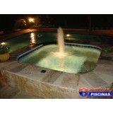 construir uma piscina para academia em Jundiaí
