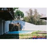 custo de piscina de concreto Jaguariúna