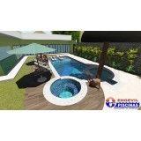custo piscina personalizada em Valinhos