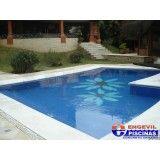 empresa de piscina de alvenaria preço Água Azul