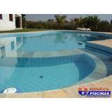 empresa de piscina de concreto armado preço em Santo André