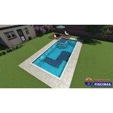 empresa de piscina personalizada em Água Rasa