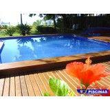 empresa de piscina residencial Macedo