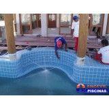 empresa de piscinas preço Fundação