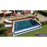 empresa de venda de piscina sob medida Jardim Aracília