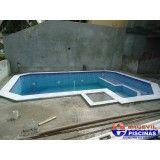empresa para venda de piscina Santa Paula