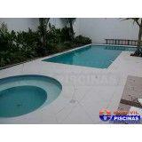 empresas de piscinas em sp preço Jardim Guarará