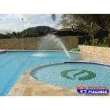 empresas de piscinas preço Bosque Maia