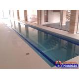 estrutura de piscina de concreto armado preço Homero Thon