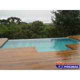 estruturas de piscinas de concreto armado Jardim Fortaleza