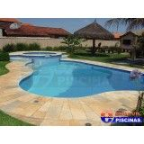 instalação de piscina de alvenaria preço na Boa vista