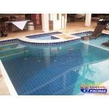 instalação de piscina de alvenaria em Taubaté
