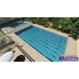 instalação de piscina sob medida em Santo André
