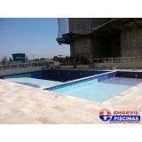 loja de piscina de concreto armado em São Carlos