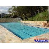 loja de piscina de concreto no Jardim Europa