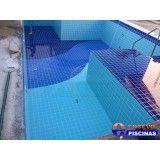 loja de piscinas de concreto armado no Itaim Bibi