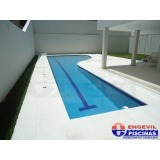 manutenção de piscina de alvenaria com prainha Ponte Grande