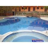 manutenção de piscina de alvenaria São José