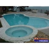 manutenção de piscina de azulejo branco Condomínio Maracanã