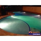 manutenção de piscina de azulejo simples Bairro Casa Branca