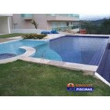 manutenção de piscina de concreto Santa Paula