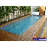 manutenção de piscina infantil preço Bairro Silveira