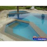 manutenção de piscina preço no Tremembé