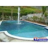 manutenção de piscinas em sp preço em Jacareí