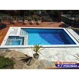 manutenção de piscinas em sp Água Azul