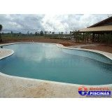 manutenção em piscina preço em Valinhos