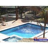 manutenção em piscina valor São José