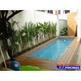 manutenções de piscinas Lorena;