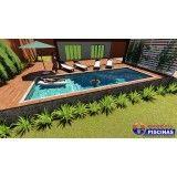 onde comprar piscinas sob medida no Jardim Bela Vista