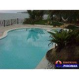 onde encontrar empresa de piscina residencial em Santo André