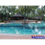 onde encontrar piscina de azulejo branco Jardim Veloso